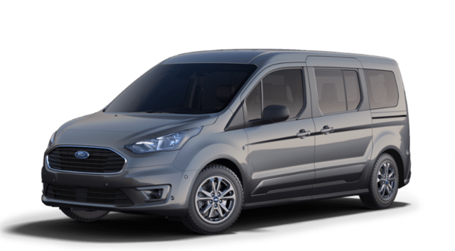 New 2019 Ford Transit Connect XLT w/Rear Liftgate Wagon Passenger Wagon LWB NM0GE9F20K1427038 in Arroyo Grande, CA